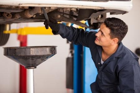 Importancia del cambio de aceite al motor
