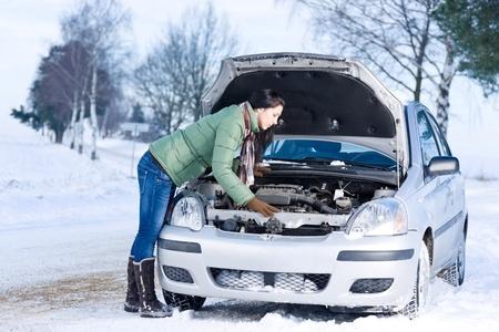Prepara tu coche para el frío