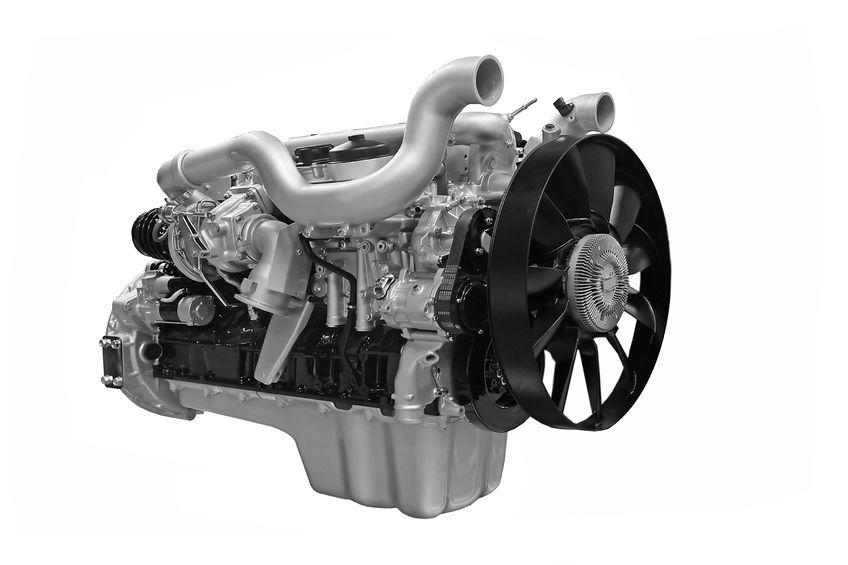 ¿Cómo funciona un motor diesel?