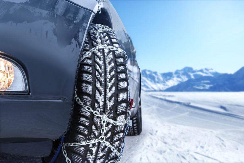 ¿Cadenas o neumáticos de invierno?