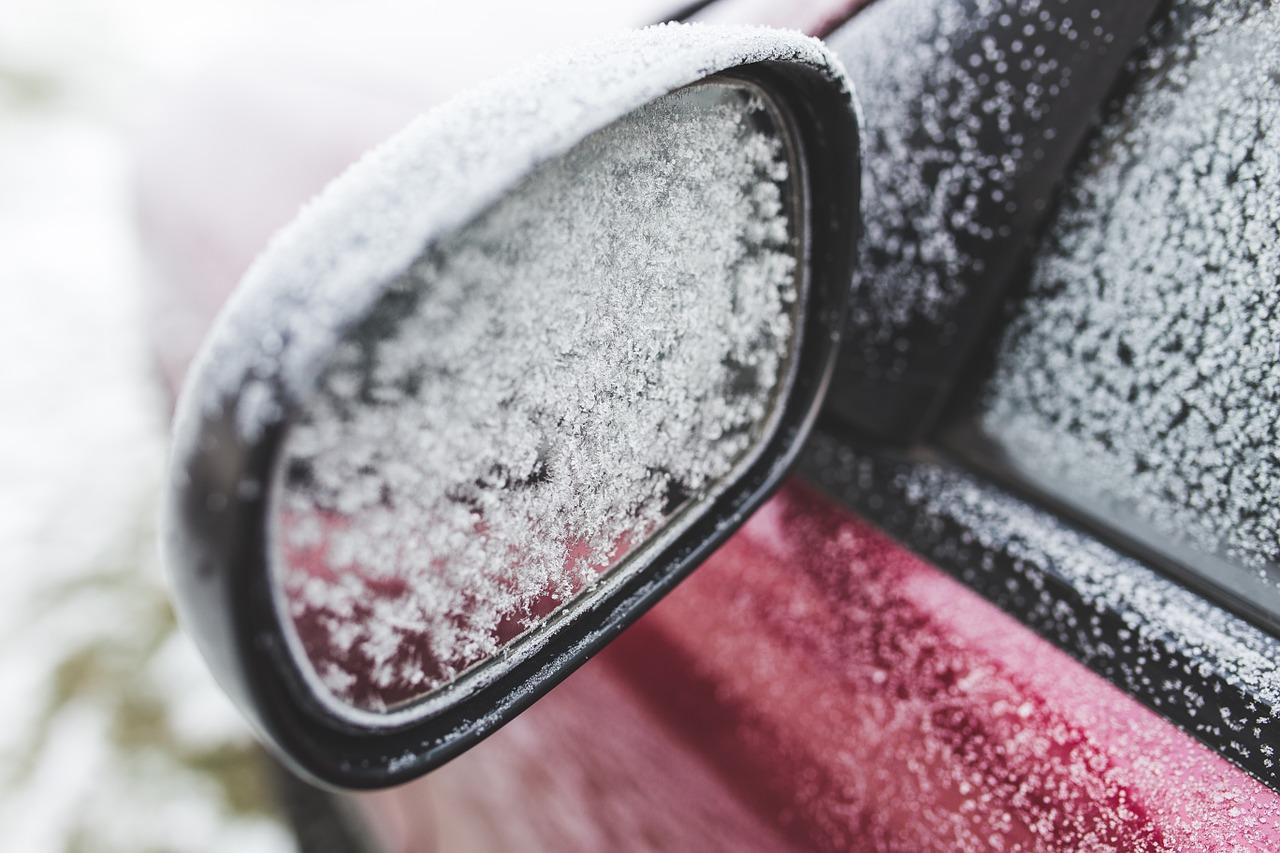 ¿Cómo proteger a tu coche del frío? (I)