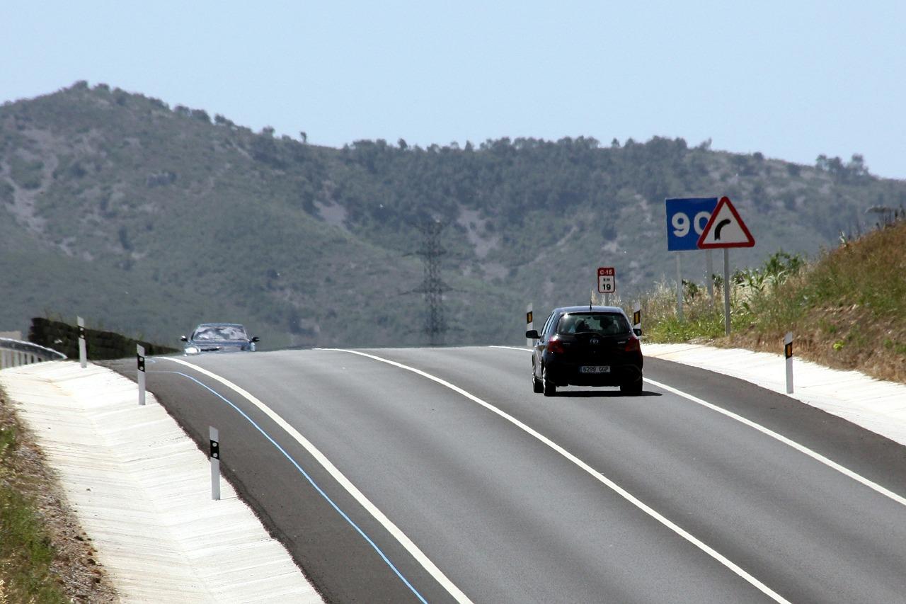 La DTG aumenta la vigilancia contra el no uso del cinturón de seguridad