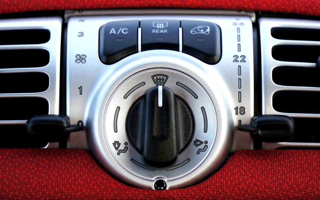 aire acondicionado del coche