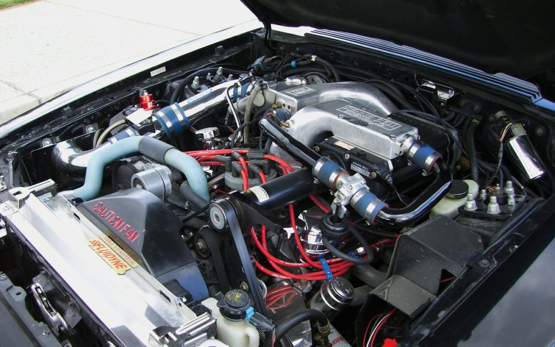 sobrealimentación del motor