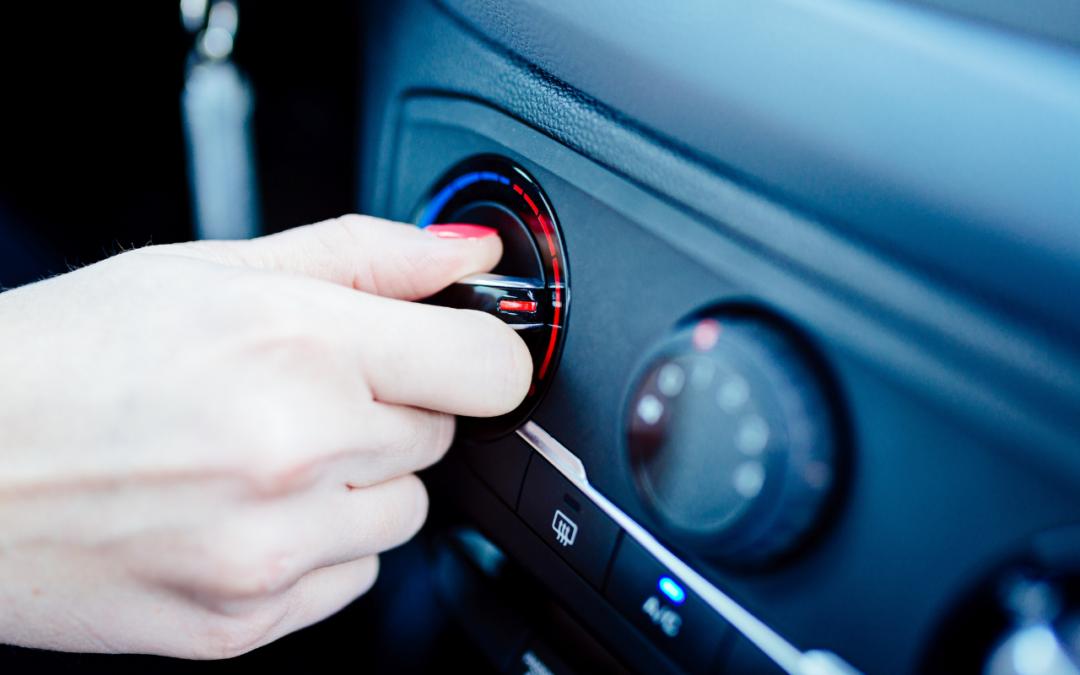 Consells útils per a l'ús de la calefacció en el cotxe